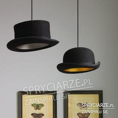 Lampa z cylindrów