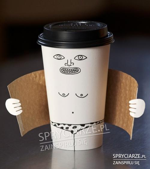 Nieprzyzwoita kawa