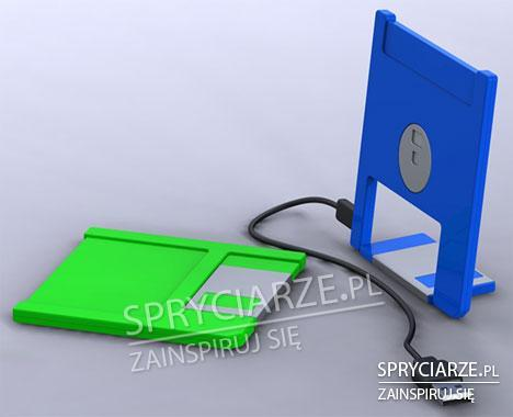Powrót dyskietek jako pamięci USB