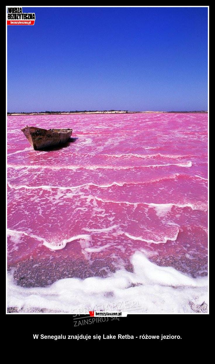 Jezioro które musisz zobaczyć