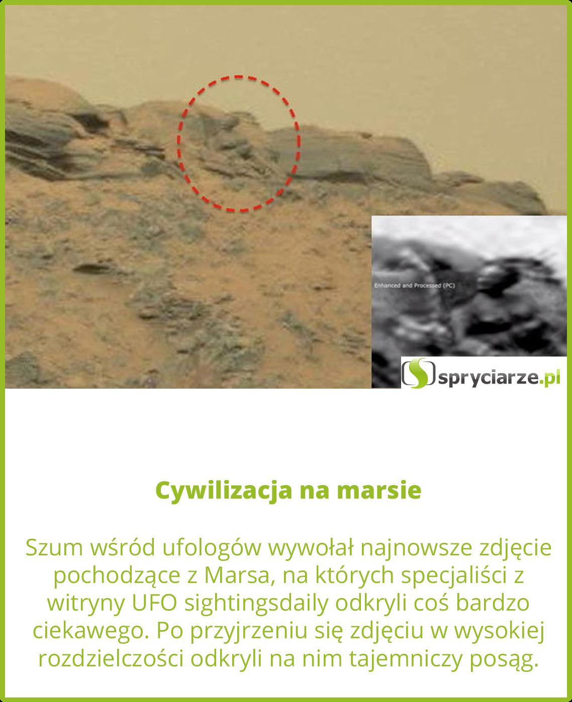 Cywilizacja na marsie