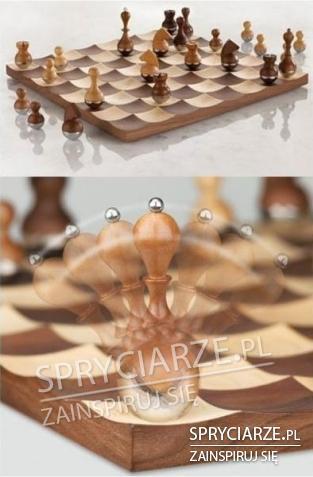 Bujane szachy